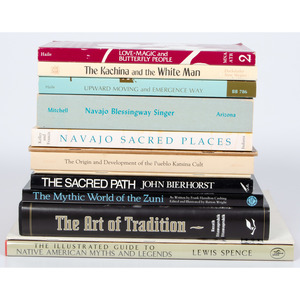 [Ethnography] Books on Native American Religion, From the Library of Richard Pohrt, MI