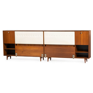 George Nelson for Herman Miller, Thin Edge Headboard