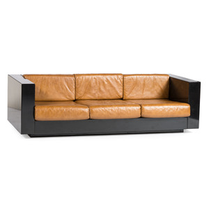 Lella and Massimo Vignelli Saratoga Sofa