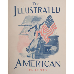 Spanish American War Posters and Imprints, Incl. Very Rare Photographic Poster for the Indiana 159th Regiment, Co. B