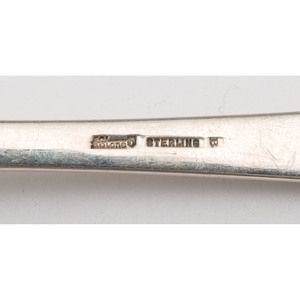 Stone Sterling Serving Flatware, Plus