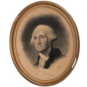 George Washington Engraving by Thomas Welch, Plus