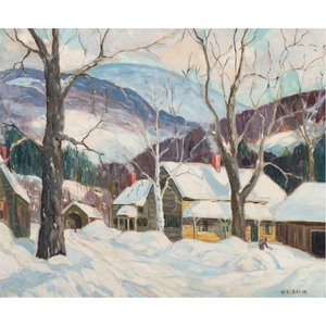 Walter Emerson Baum (American, 1884-1956)