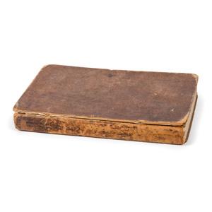 [Americana - Ohio Imprints Pre-1820]  Scarce 1816 Zanesville, Ohio Imprint - Rev. Baird on