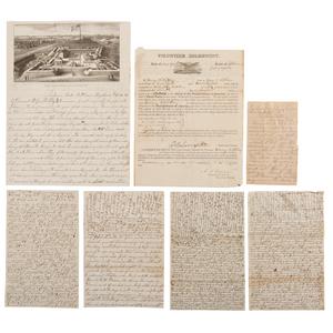 Family Letter Archive of Henry B. Whitney, 110th New York Volunteer Infantry