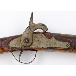 Boys Antique Toy Musket