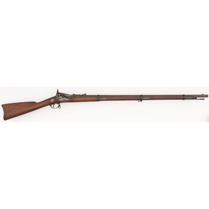 Springfield Model 1866 Three-Band Rifle