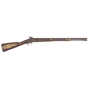 Harpers Ferry Model 1841 Rifle Possibly Confederate Shortened