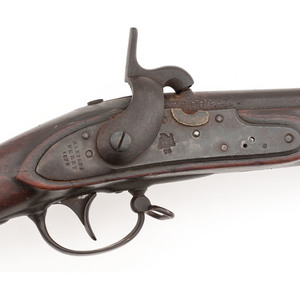 Model 1816 Harpers Ferry Musket Converted to Percussion