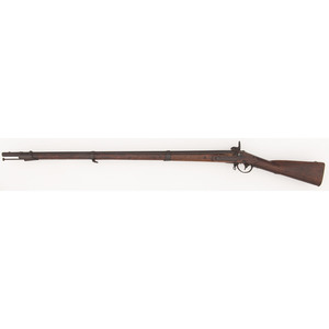 Possible Confederate Alteration of a Harpers Ferry Model 1816 Musket