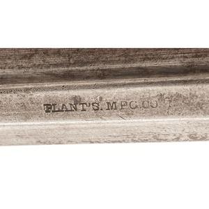 Plant's Front Loading Six-Shot Revolver