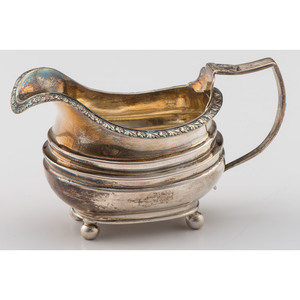 William Bateman Sterling Creamer