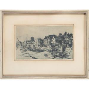 After James Abbott McNeill Whistler (American, 1834-1903)