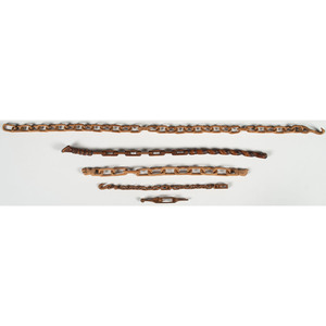 Wooden Whimsey Chains, Plus