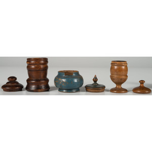 Treenware Vessels