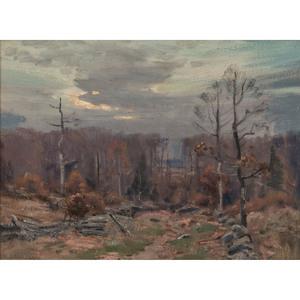 Robert Bruce Crane (American, 1857-1937)