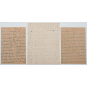 Gettysburg POW Letter Archive of Private William P.C. Thomas, 14th and 18th Virginia Infantry