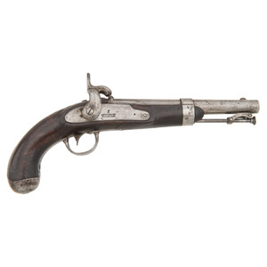 Rare Model 1836 Waters Pistol