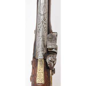 Middle Eastern Flintlock Pistol