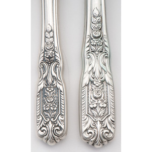 Milburn Rose by Westmorland Sterling Flatware