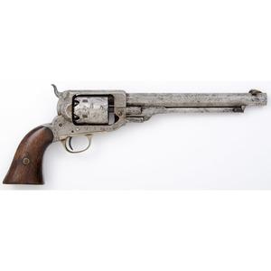 Martial-Marked Whitney Navy Revolver