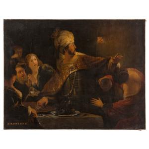 Old Master Copy, After Rembrandt