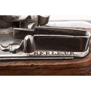 French Berleur Flintlock Pistol
