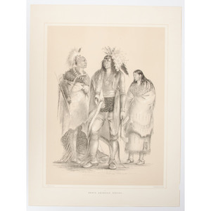 [Americana - Native American] Catlin's North American Indian Portfolio, #846/1000