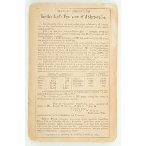Andersonville Prison Cabinet Card