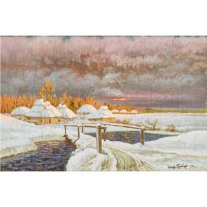 Igor Emmanuilovich Grabar (Russian, 1871-1960)