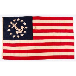 13-Star Nautical Flag