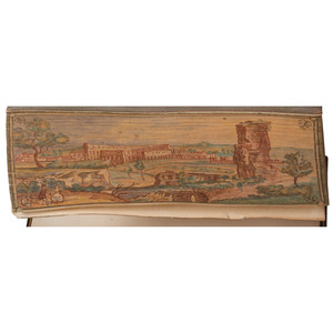 Fore-edge Painting, The Works of Virgil