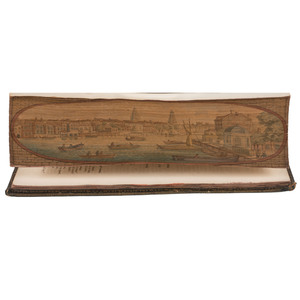 Fore-edge Painting, Book of Common Prayer, 1792