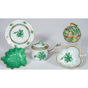 Herend Porcelain Tableware