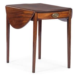 English Hepplewhite Pembroke Table