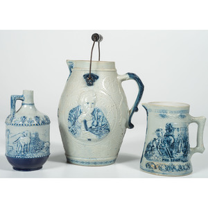 Whites Utica Stoneware Vessels