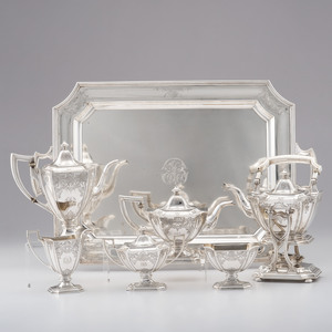 Gorham Sterling Tea and Coffee Service