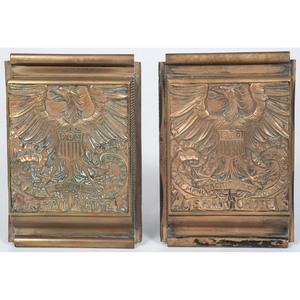 Bronze Mail Chutes