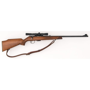 **Savage Anschutz Model 141 Rifle with Scope