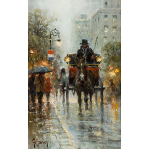Gerald Harvey Jones (American, 1933-2017)