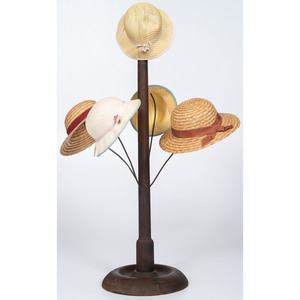 Country Store Hat Rack