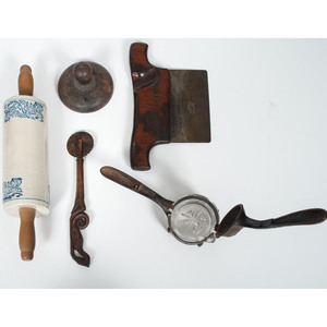 Early Kitchen Tools