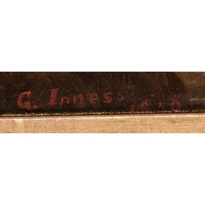 George Inness (American, 1825-1894)