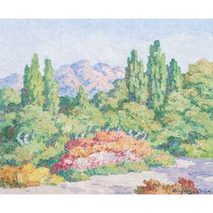Birger Sandzen (American. 1871-1954)