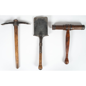 Continental Military Camp Tools