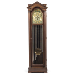 Herschede Seven-Tube Tall Case Clock