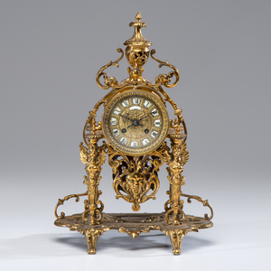 Raison & Thomas Mantel Clock