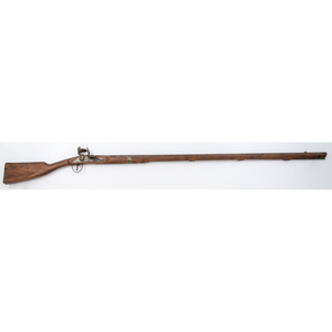 Belgian Flintlock Trade Rifle
