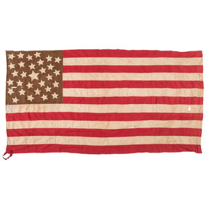 30-Star US Flag