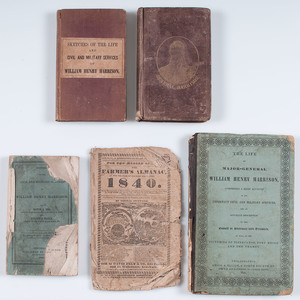 William Henry Harrison 1840 Campaign Biographies